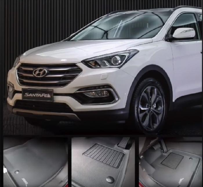 Newest Trending cars in the States - Hyundai Sante Fe